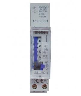 Theben Interruptor horario analógico SUL 180 a