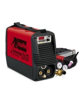 TELWIN TECHNOLOGY TIG 222 AC/DC-HF/LIFT + TIG ACCESORIOS