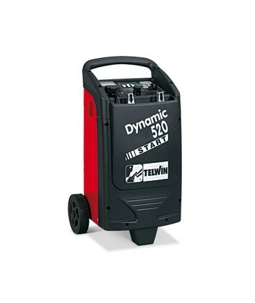TELWIN DYNAMIC 520 START 230V 12-24V