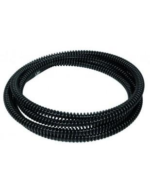 REMS Espiral desatascadora de tubo con alma de plástico 16 × 2,3 m