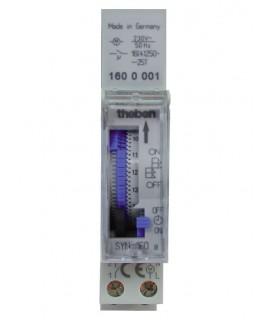 Theben Interruptor horario analógico SYN 160 a