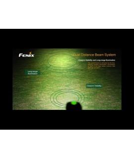 Linternas Fénix Foco BT20 650 Lumens, 5 modos. Incluye cargador y pilas