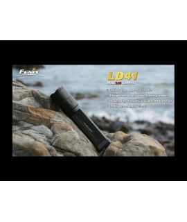 Linternas Fénix LD41 520 Lúmenes, 6 modos