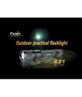 Linternas Fénix E21 150 lumens Led Cree XP-E, 2 modos