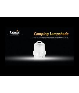 Linternas Fénix Difusor Camping Gas para PD30, LD20, LD10, HP10, LD22, LD12
