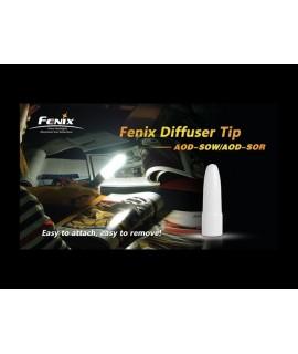 Linternas Fénix Difusor blanco para la linterna PD32, E35, E25