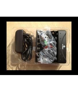 Linternas Fénix Cargador Xtar WP6 para 6 unidades de pila recargable 18650