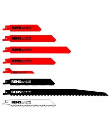REMS 5 hojas de sierra 150/1,8 HSS-Bi