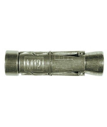 REMS Anclaje mampostería M12, 10 piezas, reutilizable