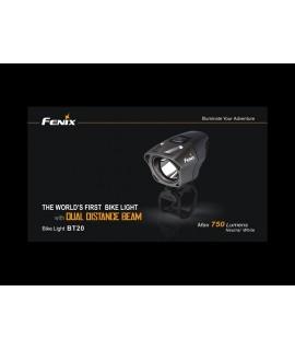 Linternas Fénix Foco BT20 650 Lumens, 5 modos