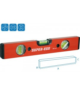 SUPER EGO Nivel de aluminio