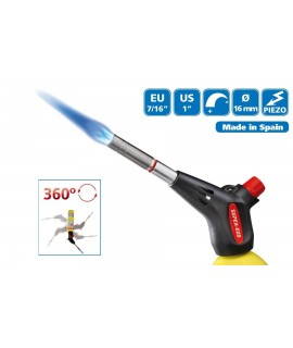 SUPER EGO Soplete POWER-FIRE COMPACT USA + ROMASSGAS
