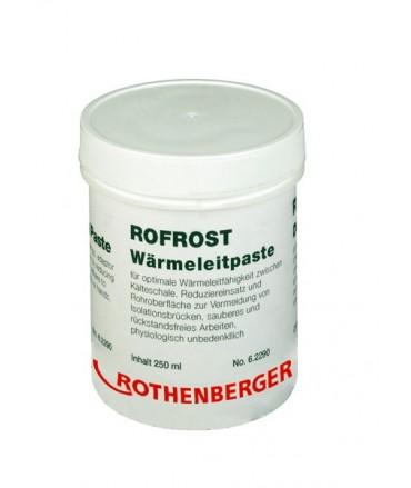 Rothenberger Pasta congelador ROFROST