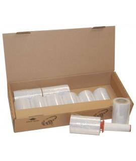 Gammaplast Cubrevolante de film en rollo caja de 5 rollos cubrevolantes + 1 mango