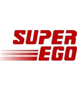 SUPER EGO Juego de garras + portagarras delanteras
