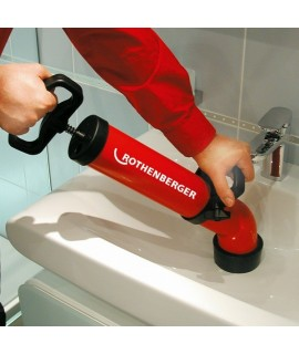 Rothenberger ADAPTADOR CORTO ROPUMP SUPER PLUS