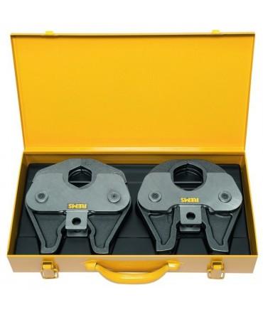REMS Caja metálica para 2 tenazas prensar 4G
