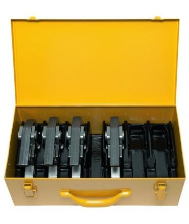 REMS Caja metálica para 6 tenazas de prensar