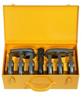 REMS Caja metálica para 8 REMS tenazas prensar Mini