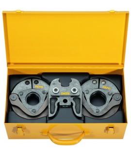 REMS Caja metálica para tenazas intermedias y anillos
