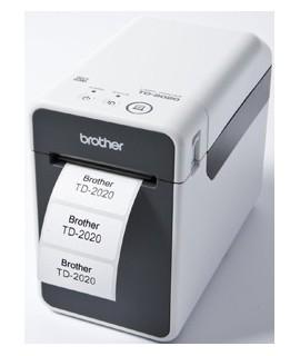 Brother impresora de etiquetas TD-2020
