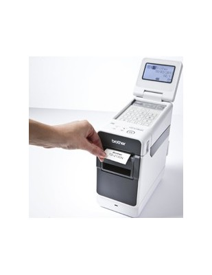 Brother impresora de etiquetas TD-2130N