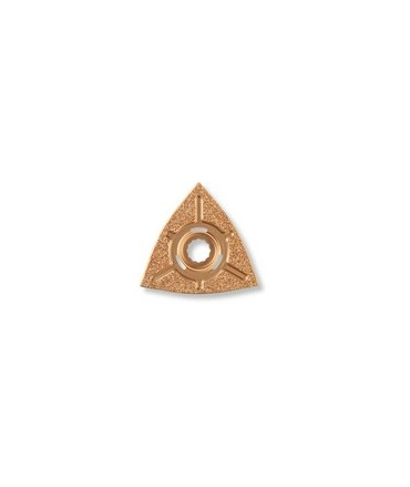 Fein Rascador de metal duro, triangular