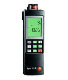 Testo Instrumento de aviso de CO con pila testo 315-2