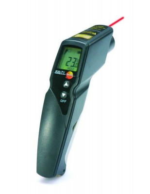 Testo Termómetro por infrarrojos con puntero láser de 1 haz testo 830-T1
