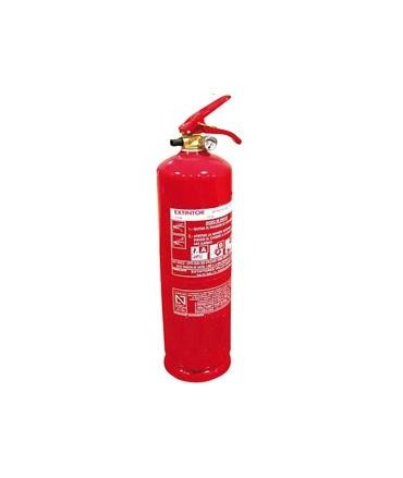 DirectExtintor Extintor 2 kg polvo ABC