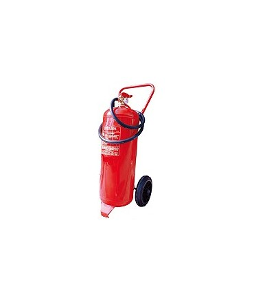 DirectExtintor Extintor 50 kg polvo ABC CARRO