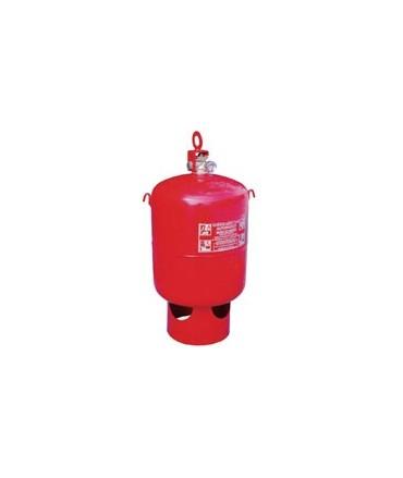 DirectExtintor Extintor automático 6 kg polvo ABC
