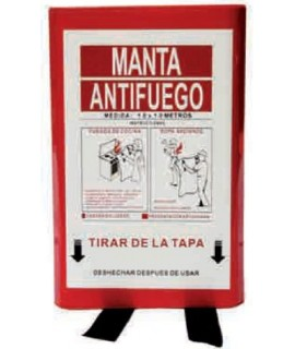 DirectExtintor Manta ignífuga 1 x 1 metro