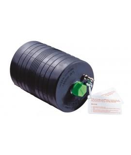 SUPER EGO Obturador MINI by-pass tipo S6/8 150-200 mm