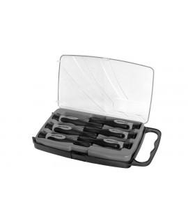 SUPER EGO Conjunto 6 destornilladores bimateriales de precisión
