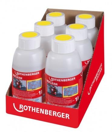 ROTHENBERGER Desinfección de sistemas de agua potable para ROPULS S