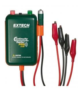 Extech Comprobador de continuidad CT20