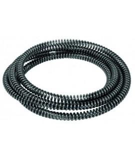 REMS Espiral desatascadora de tubo S 22 × 4 m