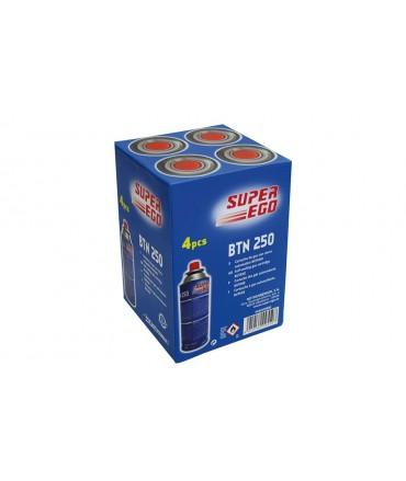 SUPER EGO Cartucho BTN 250 4 Botellas