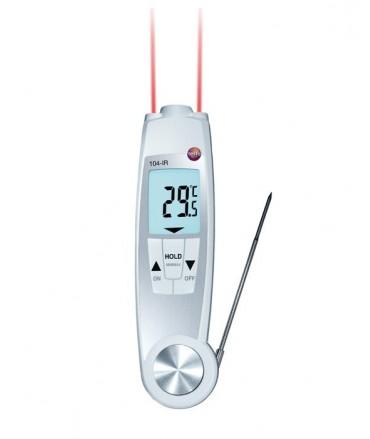 Testo 104-IR termometro de cocina Infrarojos