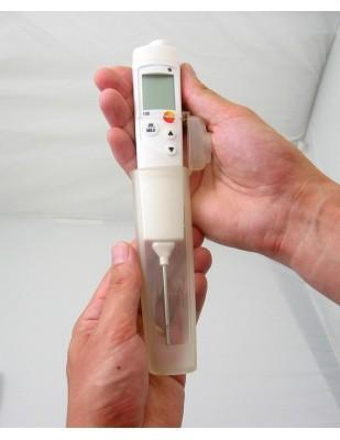 TestoTermómetro testo 106 con top safe