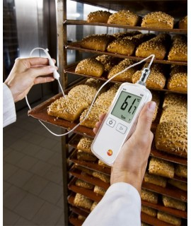 Testo 108-2 Termómetro de alimentos