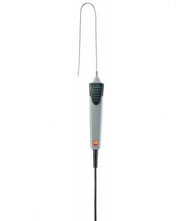 Sonda de inmersión rápida, precisa, flexible y estanca, T/P tipo K