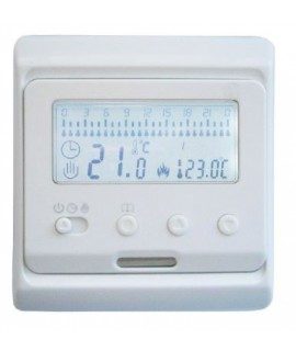 Termostato  digital programable