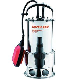 Bomba sumergible SUBVORT 900 A INOX SUPER EGO