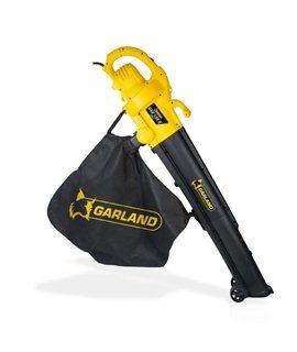 Soplador - Aspirador ELECTRICO GAS 139E Garland