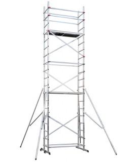 Extensión Andamio con sistema Speed Lock - aluminio - 1-2-3 500