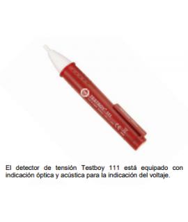 Testboy TB 111 Detector de Tensión sin Contacto