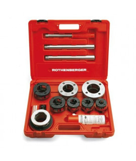 "SUPER CUT Sets 1/2 - 2"" Rothenberger metrica"