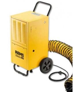 Deshumificador Rems secco 80 Set + REMS Detect W